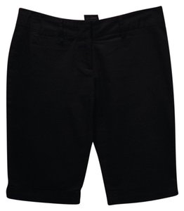 The Limited Trouser Bermuda Shorts Black
