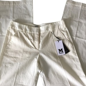 M Missoni Italy Jeans Jeans Wide Leg Pants Off White