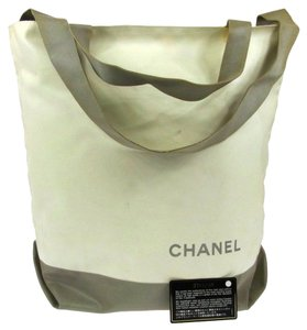 Chanel Tote Sports Line Shoulder Bag