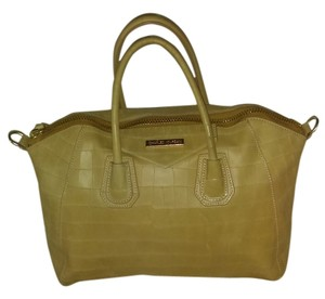 Charles Jourdan Satchel in Tan