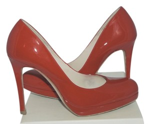 L.K. Bennett Lk red Pumps