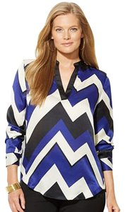 Lauren Ralph Lauren Top Blue