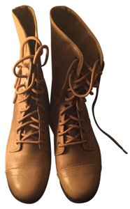 Brash Tan Boots
