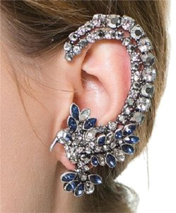 Other Crystal Bird Ear Cuff