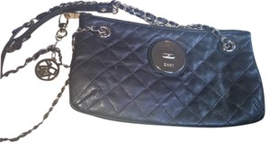 DKNY Chanel-inspired Quilted Cross Body Bag