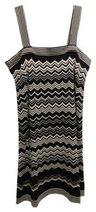 Missoni for Target short dress BLACK AND WHITE on Tradesy