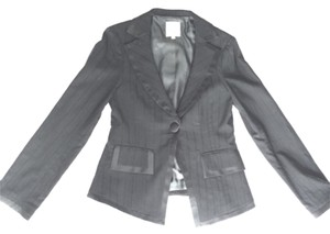 Nanette Lepore Luxe pinstripe jacket