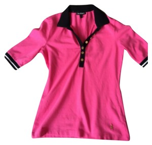 Juicy Couture 3/4th Sleeve Top Pink