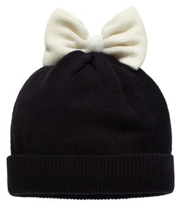 Kate Spade Kate Spade All The Trimming Colorblock Beanie Hat