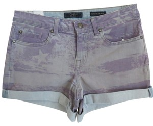 Jessica Simpson Size 28 Denim Shorts-Light Wash