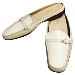 Cole Haan White/Tan Flats - item med img