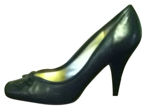 Jessica Simpson Black Soft Mestico Pumps