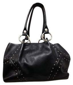 Kenneth Cole Leather Big Shoulder Bag