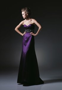 Enzoani Purple A18 Dress