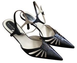 Bandolino Ankle Strap Black Pumps - item med img
