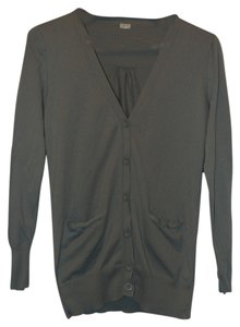 J.Crew V-neck Cotton Cardigan