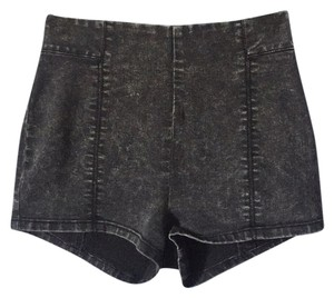 Silence + Noise Mini/Short Shorts Dark grey