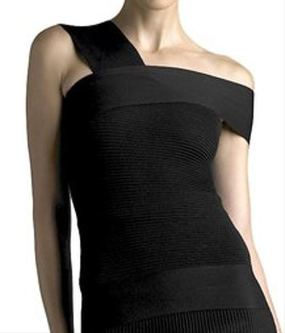 Preload https://img-static.tradesy.com/item/698291/narciso-rodriguez-one-shoulder-bandage-black-top-0-0-650-650.jpg