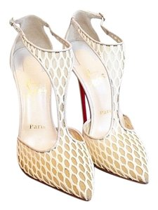 Christian Louboutin Ivory Formal
