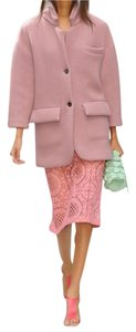 Burberry Cashmere Double Cashmere PINK Jacket