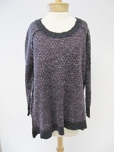 Free People Womens Gray Sweater