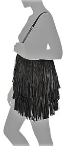 Lost and Found Shaggy CHIC Fringe Hobo Hobo Bag