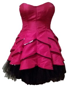 Betsey Johnson Black Princess Dress