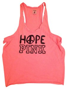 PINK by Victoria's Secret Top Pink black