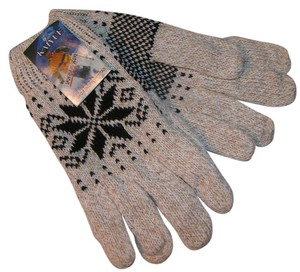 Unknown Heavy Winter Warm Knit Gloves Free Shipping