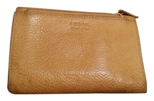 Fossil Fossil Dark Yellow Wallet