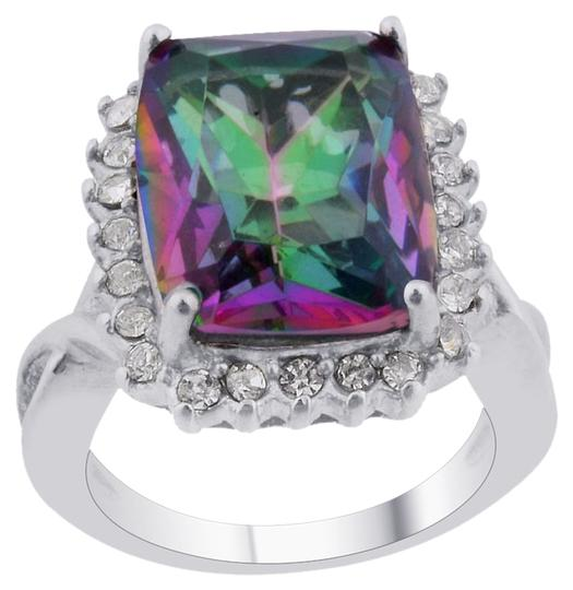 Unknown Rainbow Glass Ring