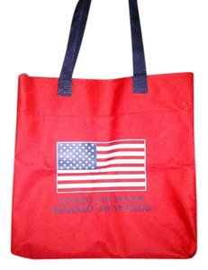 Other America Flag Tote in RED, WHITE AND BLUE