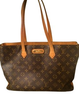 Louis Vuitton Satchel in 2012 Wilshire Monogram MM