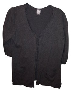 Duo Maternity Gray Maternity Cardigan Size XL