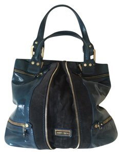Jimmy Choo Tote in Blue