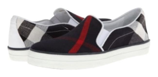 Item - Red White and Blue Sneakers Size US 9 Regular (M, B)