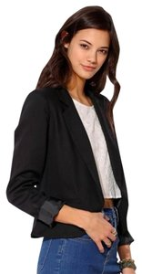 Sparkle & Fade Dark Heather Grey Blazer