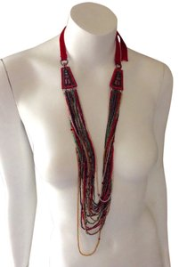 Other Long Beaded Necklace