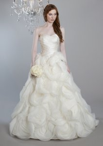 Winnie Couture Pierretta Wedding Ball Gown Wedding Ball Gown Gown Silk Organza Wedding Dress