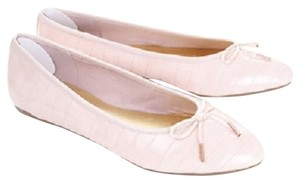 Ted Baker Bow Pink Flats