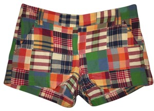 J.Crew Mini/Short Shorts Plaid