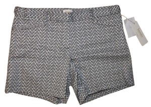 Laundry by Shelli Segal Mini/Short Shorts Black, White
