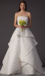 Angel Sanchez Stunning Ball Gown Wedding Dress