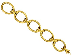 Tiffany & Co. Tiffany Large Oval Link Bracelet with