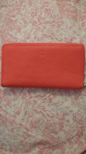 C. Wonder Orange Clutch