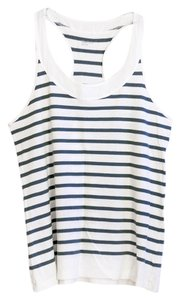 Gap Nautical Top Navy Stripe