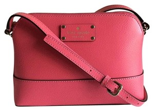 Kate Spade Hanna Leather Cross Body Bag