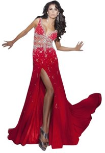 Tony Bowls Pageant Couture Dress