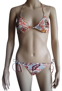 Emilio Pucci New Bikini w/ Tags & Drawstring Bag