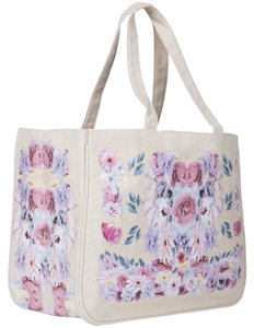 Thursday Friday Tote in Canvas, faded floral